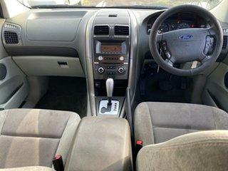 2004 Ford Territory TX (4x4) Wagon.