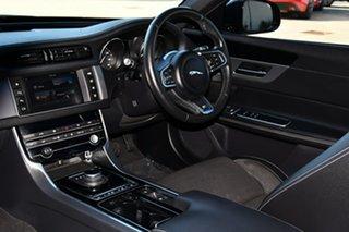 2017 Jaguar XF R-Sport Sedan.