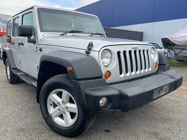 Used Jeep Wrangler Unlimited Sport (4x4), Hoppers Crossing, 2007 Jeep Wrangler Unlimited Sport (4x4) Softtop