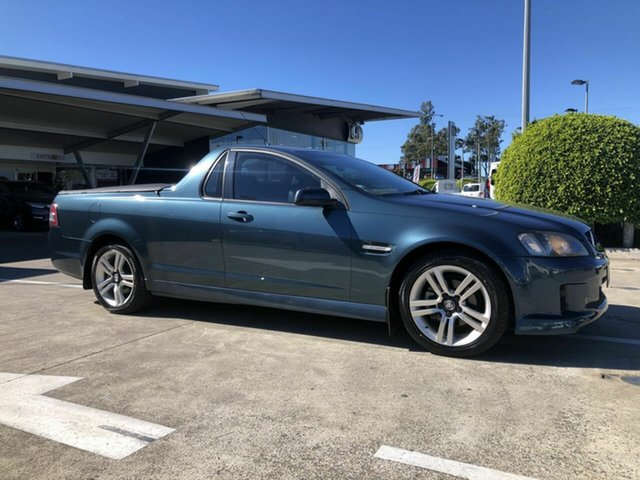 Discounted Used Holden Ute SV6 60th Anniversary, Yamanto, 2008 Holden Ute SV6 60th Anniversary Utility