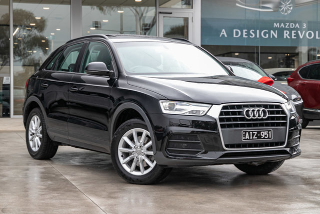 Used Audi Q3 1.4 TFSI (110kW), Mulgrave, 2016 Audi Q3 1.4 TFSI (110kW) 8U MY17 Wagon