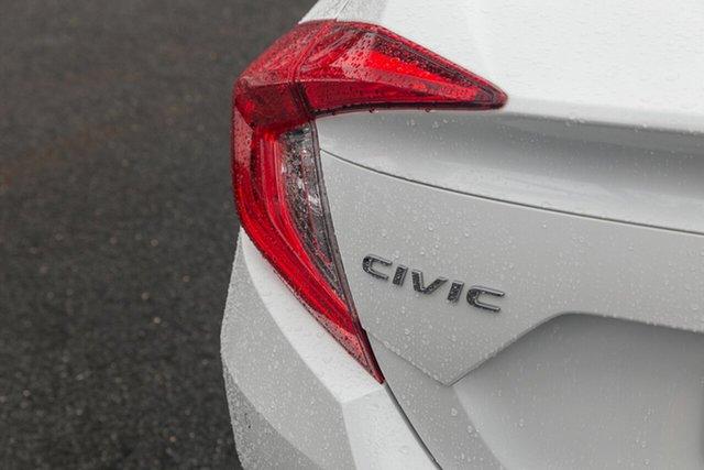 Used Honda Civic VTi-L, Oakleigh, 2016 Honda Civic VTi-L 10th Gen MY16 Sedan