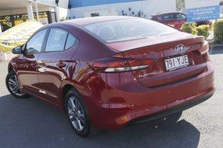 2017 Hyundai Elantra Active Sedan.