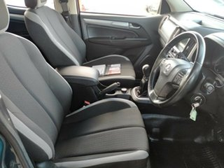 2017 Holden Colorado LS (4x4) Crew Cab Pickup.