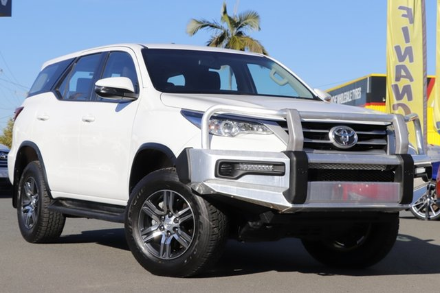 Used Toyota Fortuner GX, Bowen Hills, 2018 Toyota Fortuner GX Wagon