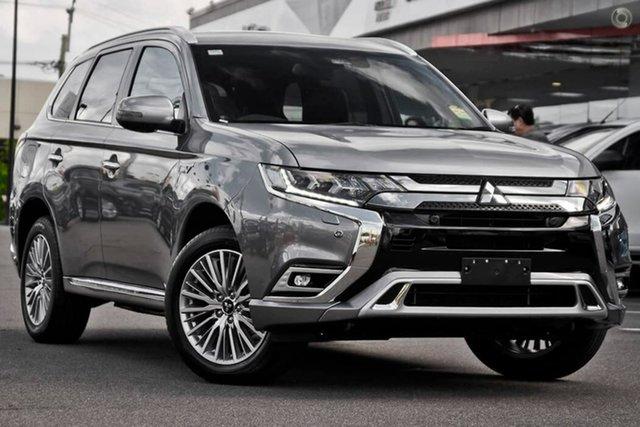 Discounted New Mitsubishi Outlander PHEV AWD Exceed, Bowen Hills, 2021 Mitsubishi Outlander PHEV AWD Exceed Wagon