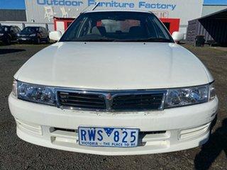 2002 Mitsubishi Lancer GLi Sedan.