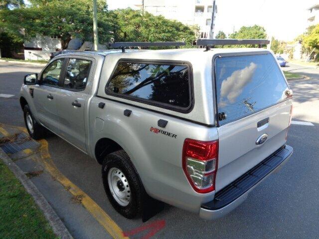 Used Ford Ranger XL 2.2 Hi-Rider (4x2), Chermside, 2013 Ford Ranger XL 2.2 Hi-Rider (4x2) PX Crew Cab Chassis