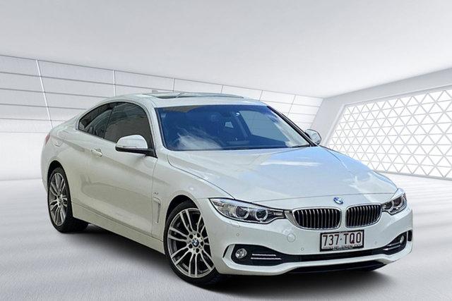 Used BMW 420d Luxury Line, Moorooka, 2013 BMW 420d Luxury Line Coupe