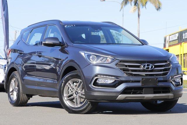 Used Hyundai Santa Fe Active, Bowen Hills, 2018 Hyundai Santa Fe Active Wagon