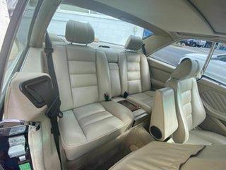 1989 Mercedes-Benz 560 SEC Coupe.