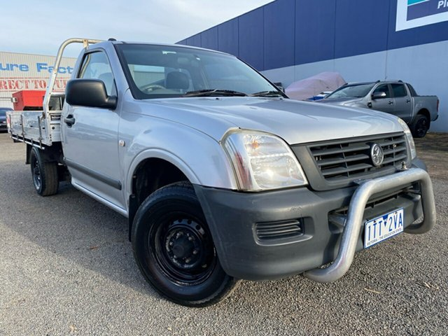 Used Holden Rodeo DX, Hoppers Crossing, 2004 Holden Rodeo DX Cab Chassis