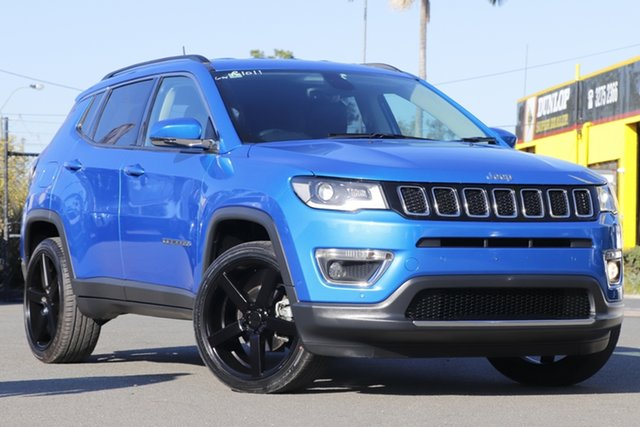 Used Jeep Compass Limited, Bowen Hills, 2018 Jeep Compass Limited Wagon