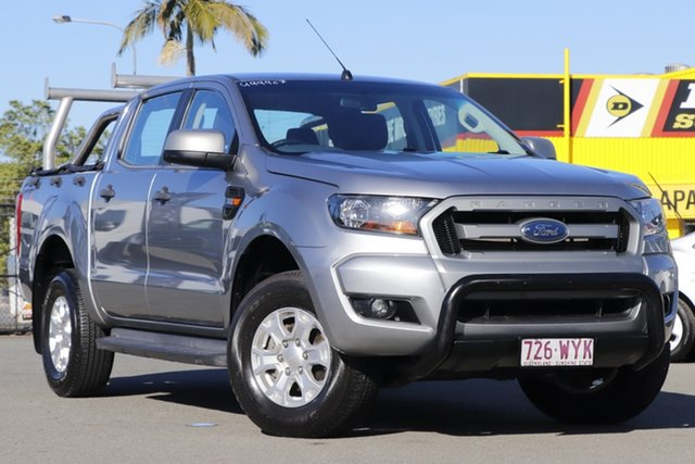 Used Ford Ranger XLS Double Cab, Bowen Hills, 2016 Ford Ranger XLS Double Cab Utility