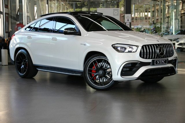 Used Mercedes-Benz GLE-Class GLE63 AMG SPEEDSHIFT TCT 4MATIC+ S, North Melbourne, 2021 Mercedes-Benz GLE-Class GLE63 AMG SPEEDSHIFT TCT 4MATIC+ S Coupe