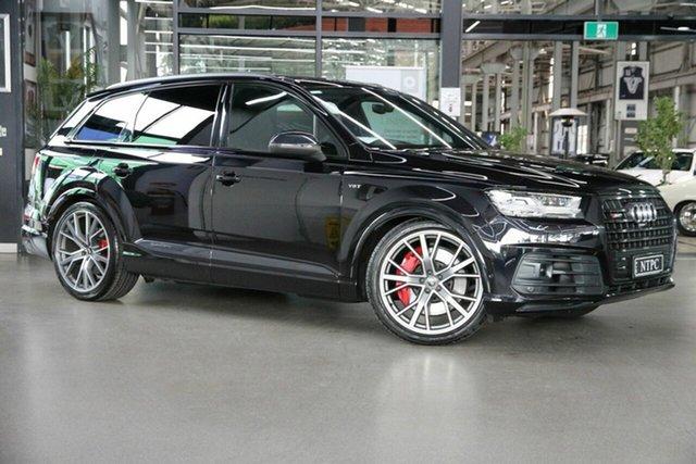 Used Audi SQ7 TDI Tiptronic, North Melbourne, 2017 Audi SQ7 TDI Tiptronic Wagon