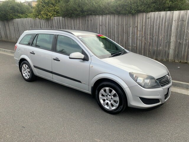 Used Holden Astra CD, North Hobart, 2009 Holden Astra CD Wagon