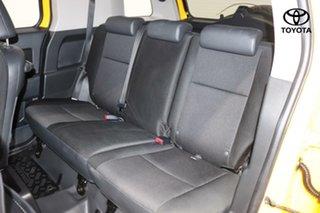 2011 Toyota FJ Cruiser Wagon.
