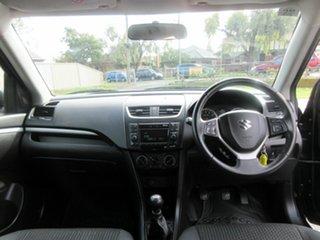 2013 Suzuki Swift GA Hatchback.
