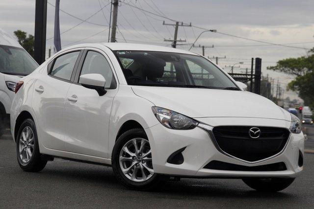 Used Mazda 2 Maxx SKYACTIV-Drive, Bowen Hills, 2017 Mazda 2 Maxx SKYACTIV-Drive Sedan