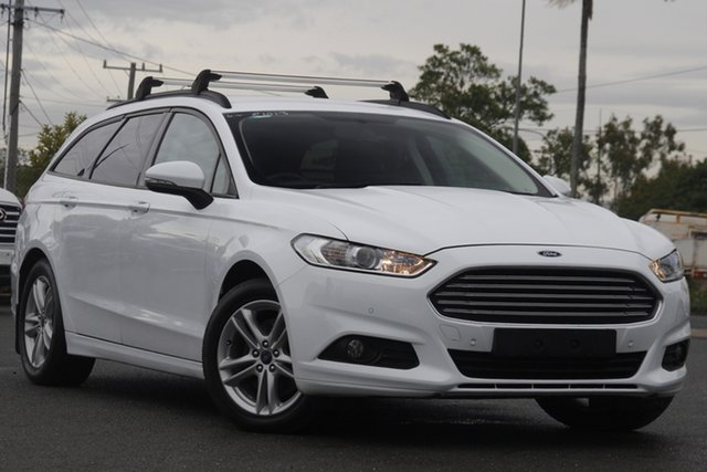 Used Ford Mondeo Ambiente, Rocklea, 2016 Ford Mondeo Ambiente Wagon