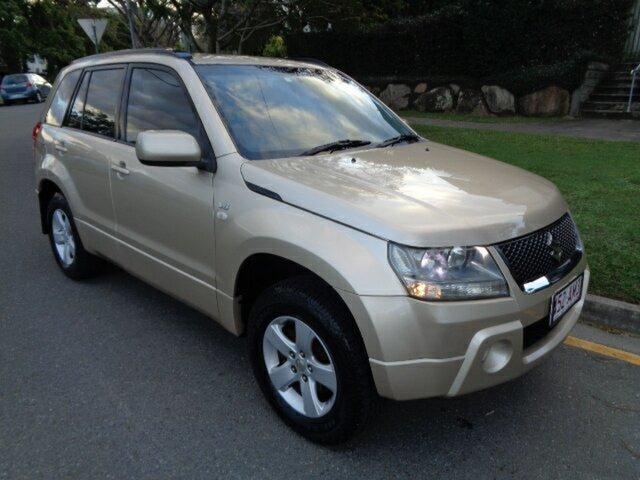 Used Suzuki Grand Vitara (4x4), Chermside, 2007 Suzuki Grand Vitara (4x4) JT MY07 Upgrade Wagon