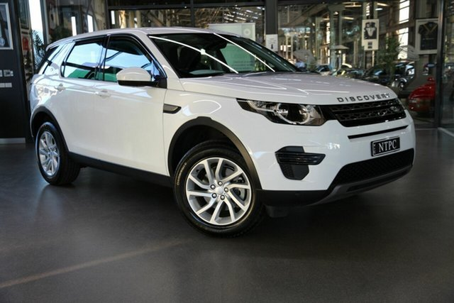 Used Land Rover Discovery Sport SE, North Melbourne, 2019 Land Rover Discovery Sport SE Wagon