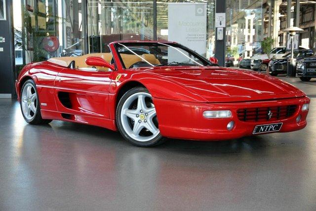 Used Ferrari F355 Spider, North Melbourne, 1996 Ferrari F355 Spider Convertible