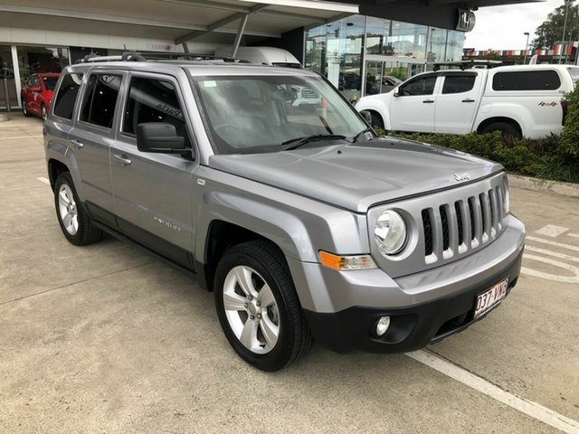 Discounted Used Jeep Patriot Limited, Yamanto, 2014 Jeep Patriot Limited Wagon