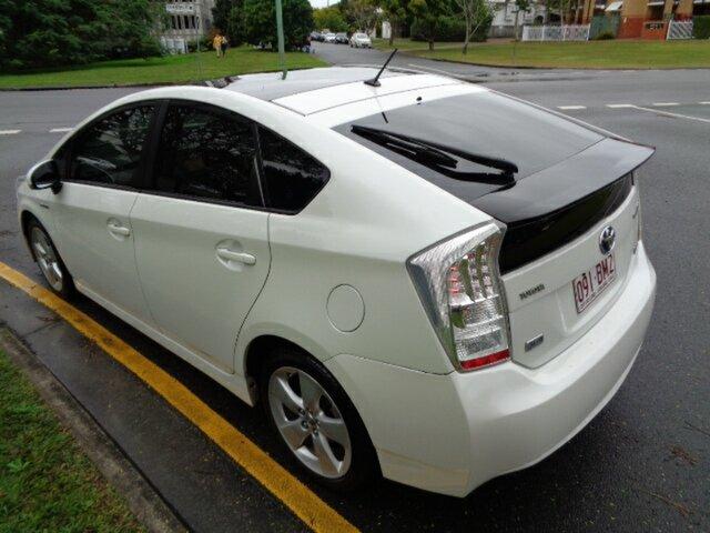 Used Toyota Prius I-Tech (Hybrid), Chermside, 2009 Toyota Prius I-Tech (Hybrid) ZVW30R Hatchback