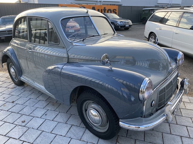 Discounted Used Morris Minor, Woodville Park, 1952 Morris Minor Sedan