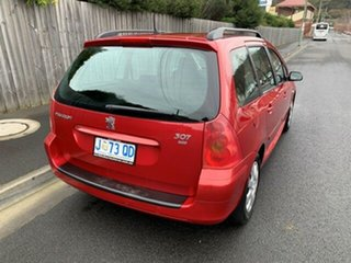 2004 Peugeot 307 XS HDi Touring Wagon.