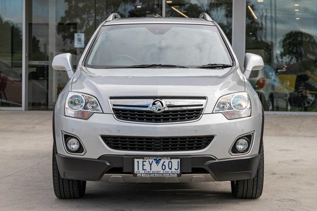 Used Holden Captiva 5 LTZ (FWD), Mulgrave, 2015 Holden Captiva 5 LTZ (FWD) CG MY15 Wagon