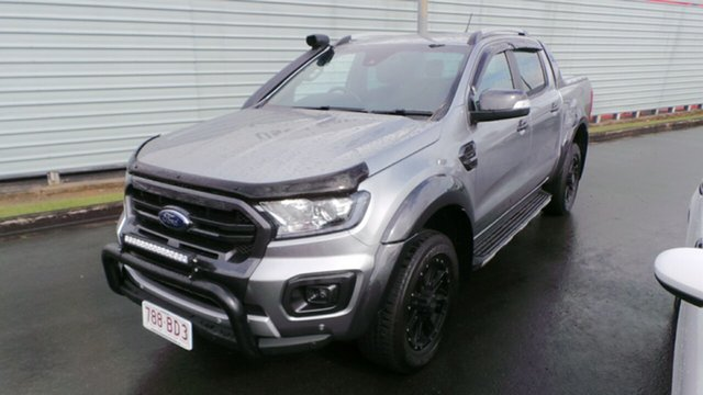 Used Ford Ranger Wildtrak, Morayfield, 2019 Ford Ranger Wildtrak Double Cab Pick Up