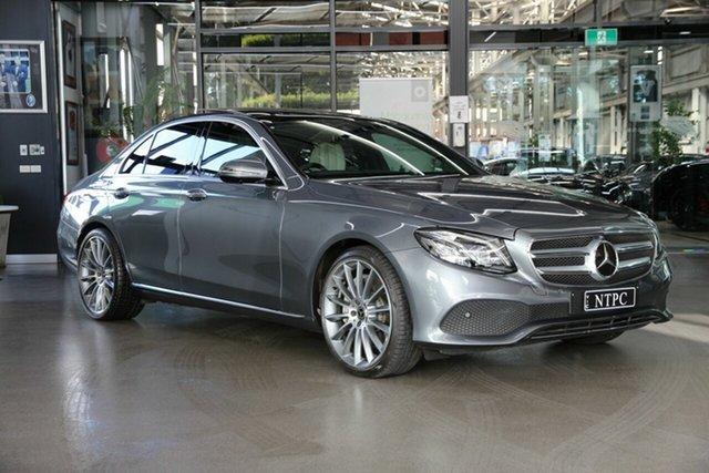 Used Mercedes-Benz E-Class E450 9G-Tronic PLUS 4MATIC, North Melbourne, 2019 Mercedes-Benz E-Class E450 9G-Tronic PLUS 4MATIC Sedan