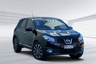 2012 Nissan Dualis TI-L (4x2) Wagon.