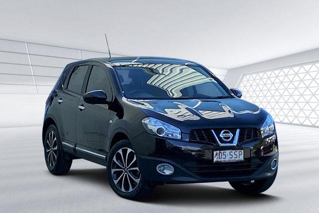 Used Nissan Dualis TI-L (4x2), Moorooka, 2012 Nissan Dualis TI-L (4x2) Wagon