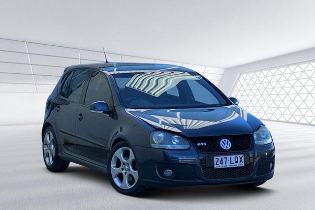 Used Volkswagen Golf GTi, Moorooka, 2009 Volkswagen Golf GTi Hatchback