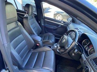2009 Volkswagen Golf GTi Hatchback.