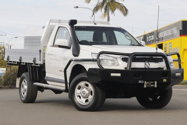 Used Holden Colorado LX, Rocklea, 2014 Holden Colorado LX Cab Chassis