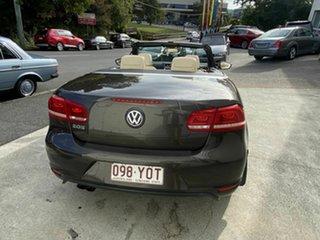 2012 Volkswagen EOS 155 TSI Convertible.