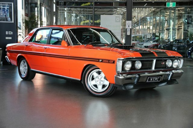 Used Ford Falcon GT, North Melbourne, 1970 Ford Falcon GT Sedan