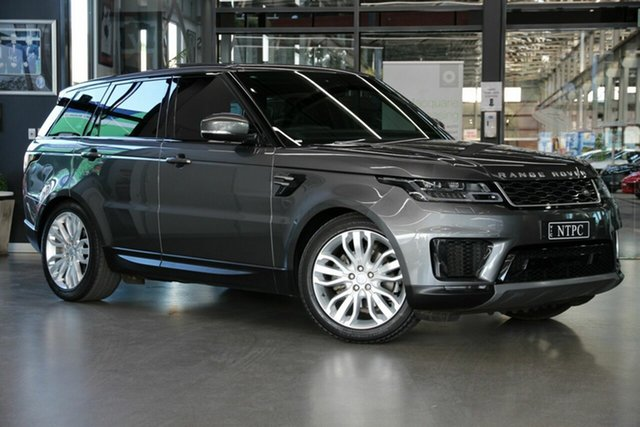 Used Land Rover Range Rover Sport SE, North Melbourne, 2019 Land Rover Range Rover Sport SE Wagon