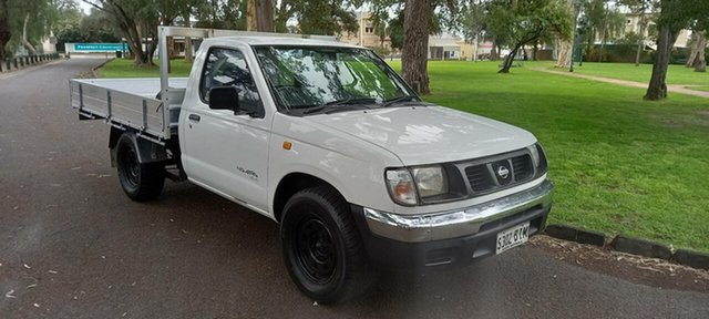 Used Nissan Navara DX (4x2), Prospect, 2000 Nissan Navara DX (4x2) Cab Chassis