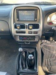 2010 Nissan Navara ST-R (4x4) Dual Cab Pick-up.
