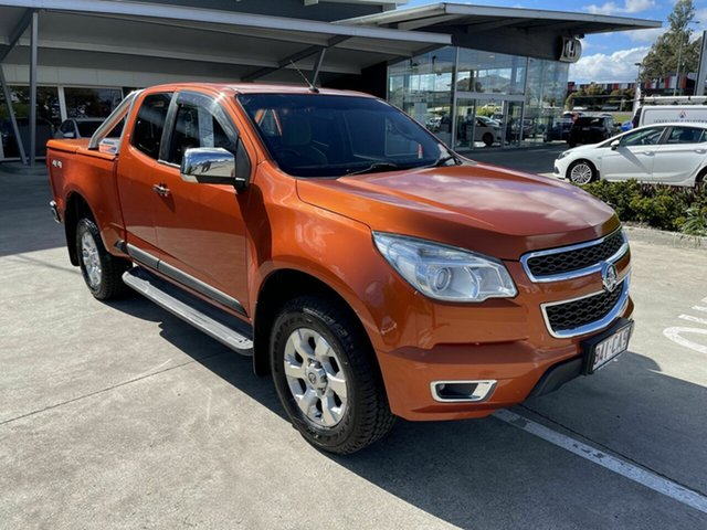 Discounted Used Holden Colorado LTZ Space Cab, Yamanto, 2015 Holden Colorado LTZ Space Cab Utility
