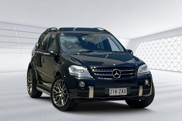 Used Mercedes-Benz ML63 AMG 4x4, Moorooka, 2006 Mercedes-Benz ML63 AMG 4x4 Wagon