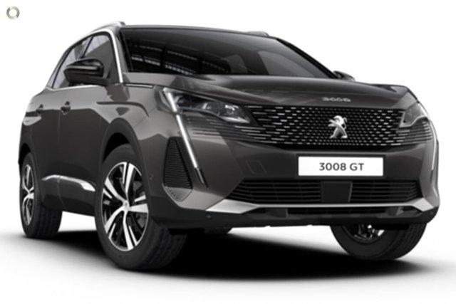 Discounted New Peugeot 3008 GT SUV, Bowen Hills, 2021 Peugeot 3008 GT SUV Hatchback
