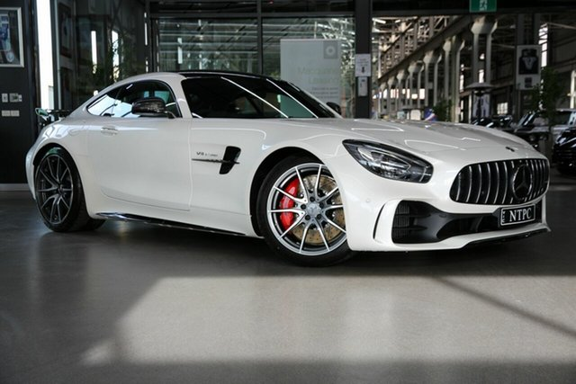 Used Mercedes-Benz AMG GT R SPEEDSHIFT DCT, North Melbourne, 2018 Mercedes-Benz AMG GT R SPEEDSHIFT DCT Coupe