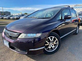 2007 Honda Odyssey Luxury Wagon.
